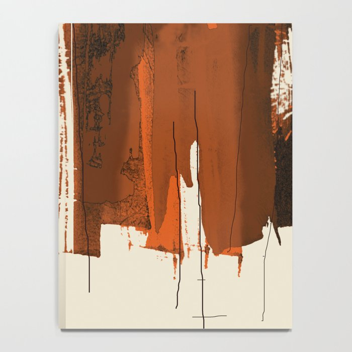 Untitled Abstract Notebook