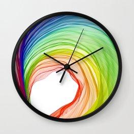 Raimbow Wall Clock
