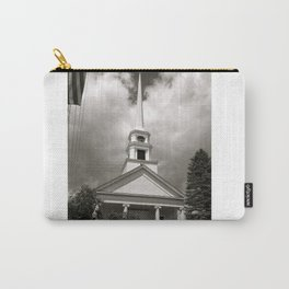 Here is the Church, Here is the Steeple Carry-All Pouch