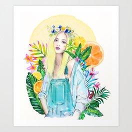 Anna Selezneva Art Print