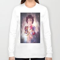 leia Long Sleeve T-shirts featuring Leia by Artistic
