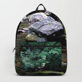 Jacob Fork River North Carolina Backpack