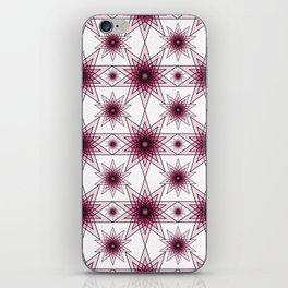 Double Pentagrams iPhone Skin