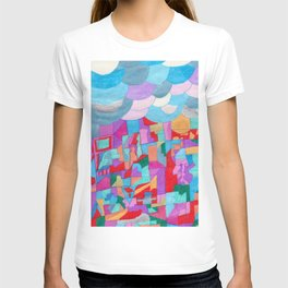 A City in the Clouds T-shirt