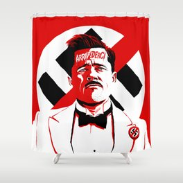 I Do Speak Italian Shower Curtain
