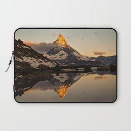 Swiss Alps Journey Laptop Sleeve