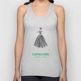 Capricorn Unisex Tank Top