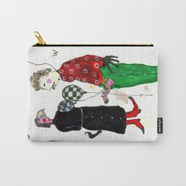 Two Balloons Por Favor Carry-All Pouch