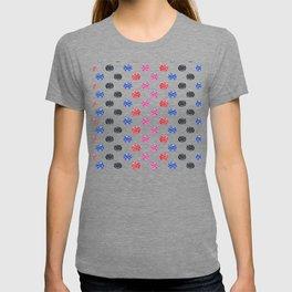 Dots, Dots Art, Colorful Dots, Color Art T-shirt