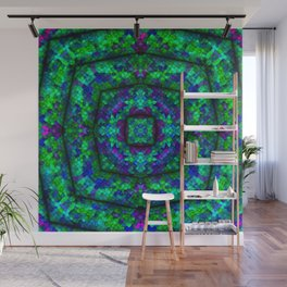 Padded Python Posterchild Wall Mural