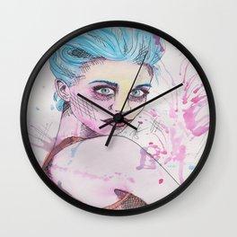 Raggedy Ally Wall Clock