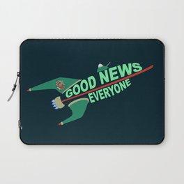 Good News Everyone Laptop Sleeve