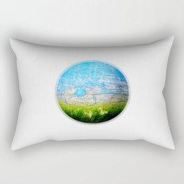 Mother Nature Rectangular Pillow