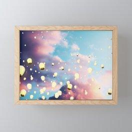 The Soul's Journey Framed Mini Art Print