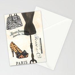 Maison de Mode 2 Stationery Cards