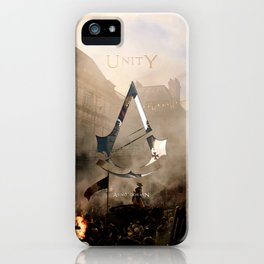 Arno Dorian: Master Assassin of the French Revolution iPhone Case