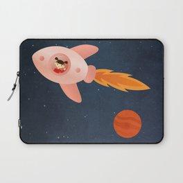 Kid Astronaut Laptop Sleeve
