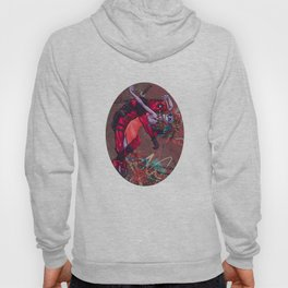Dead pool's Dance With Death Hoody
