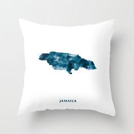 Jamaica Throw Pillow