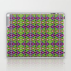 Blue Green Tile 2 Laptop & iPad Skin