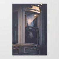 victorian Canvas Prints featuring Victorian by Charley Zheng