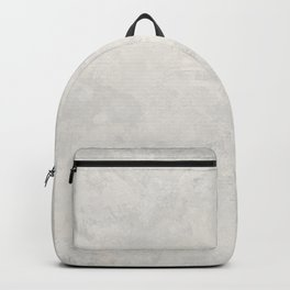 Grunge gray background Backpack