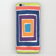 Colory Tile iPhone & iPod Skin