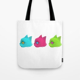 incatdescent Tote Bag