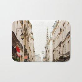 On Paris Time Bath Mat