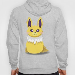 Evolution Bobbles - Jolteon Hoody