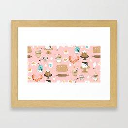 Homemade Framed Art Print