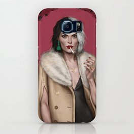 Cruella iPhone Case
