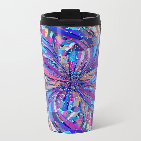 Flavour Explosion Metal Travel Mug