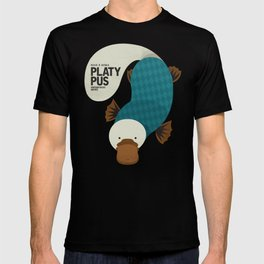 Hello Platypus T-shirt