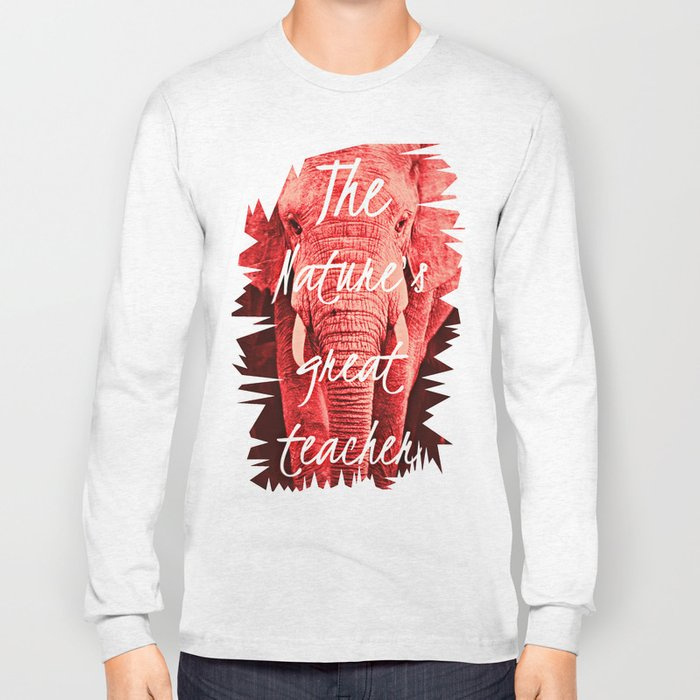 LIVING TREASURES Long Sleeve T-shirt