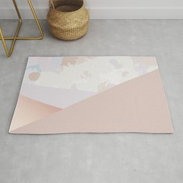 Graphic Peace Rug