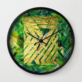 untitleD(IY) Wall Clock