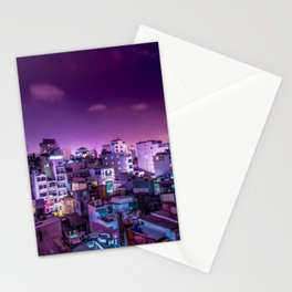 Oh Chi Minh City Stationery Cards