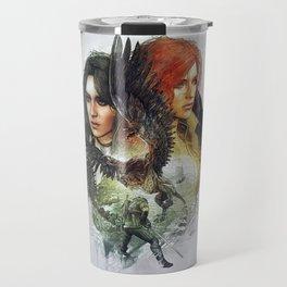 Witcher 3 Travel Mug