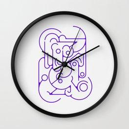 Lines 03 Wall Clock
