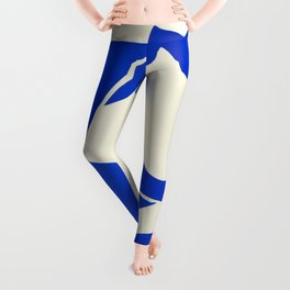 Blue Nude Dancing - Henri Matisse Leggings