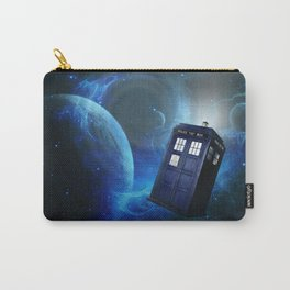 Tardis 02 Carry-All Pouch