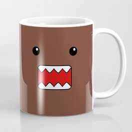 Domo Kun - Brown Japanese Monster Coffee Mug