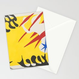 The Nightmare of the White Elephant by Henri Matisse Stationery Cards