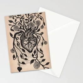 Yes, or Prayer for an Abundant Heart Stationery Cards