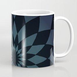 Wonderland Floor in Muted Rain Colors Coffee Mug