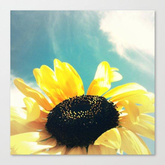 FLOWER 034 Canvas Print