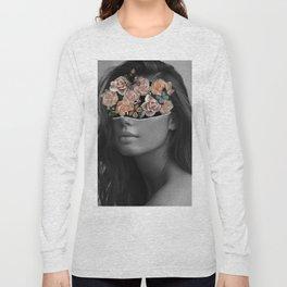 Mystical nature's portrait II Long Sleeve T-shirt