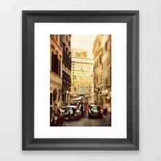 Trattoria Roma  Framed Art Print