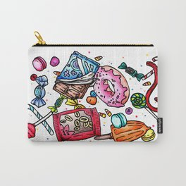 I love candy Carry-All Pouch